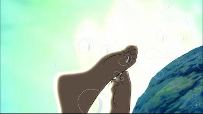Anime feet ariel