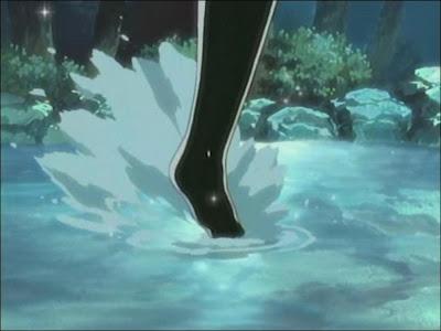 Water dance - YouTube
