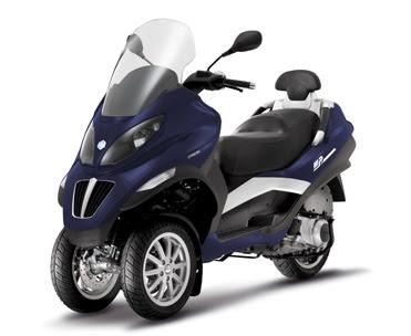 scooter center - reparto piaggio: piaggio mp3 rst 250