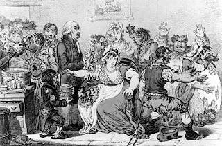 relationship between cow pox smallpox