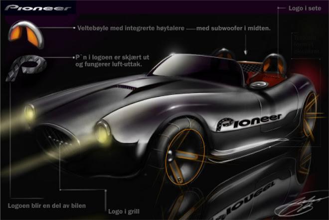 Pioneer Cobra Idea