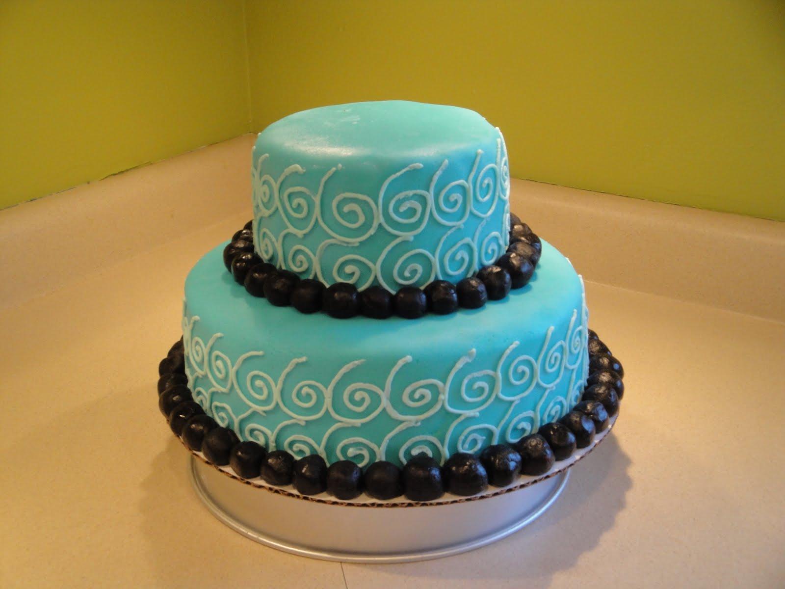 Cake Mama Stephanie S 30th Birthday Cake
