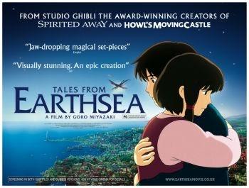 Tales From Earthsea Stream
