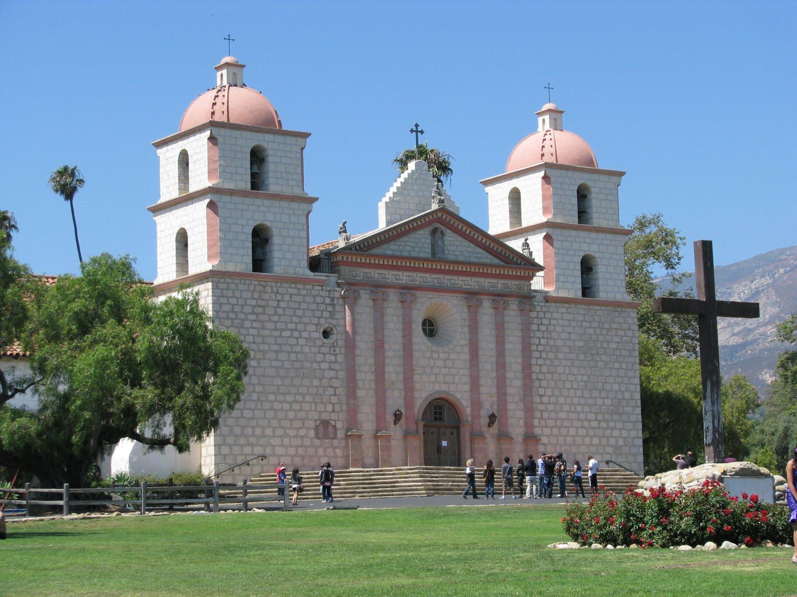 California Dreamin Southern Santa Barbara Mission