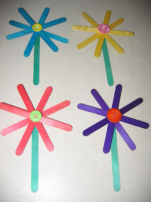 craft stick projects for preschoolers easy craft stick flower craft preschool crafts for 816