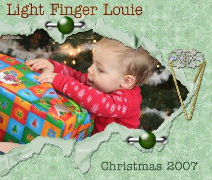 Light Finger Louie