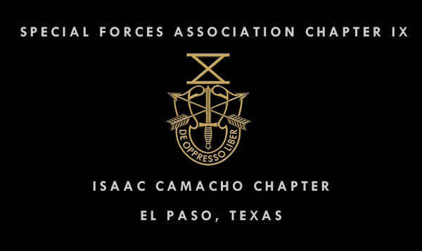Special Forces Association Chapter IX