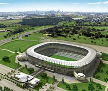 Will SA be ready for World Cup Soccer action come 2010?
