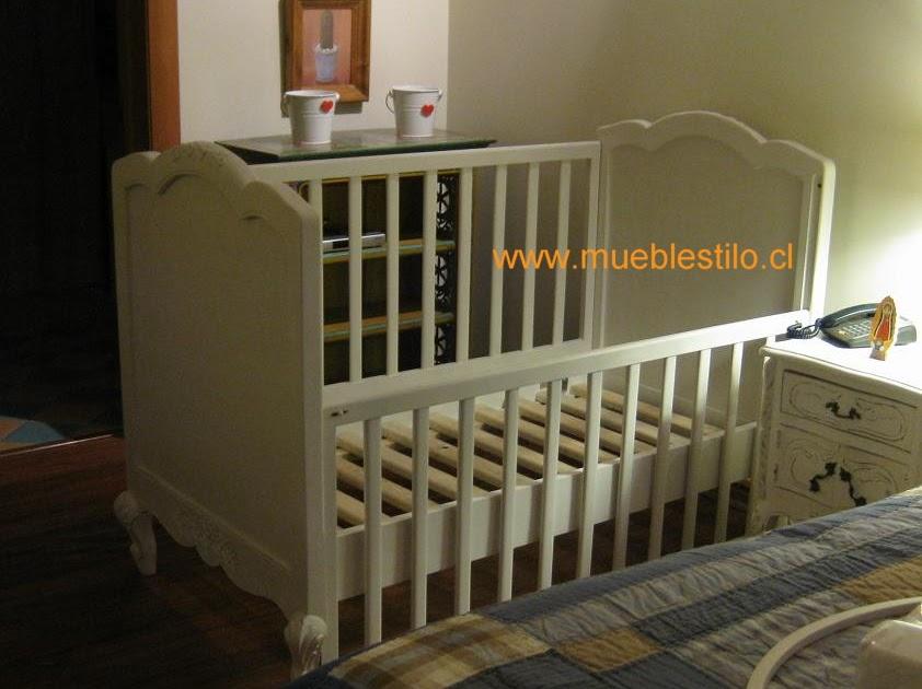 Bebe muebles detalles cuna provenzal carolina for Muebles mi cuna
