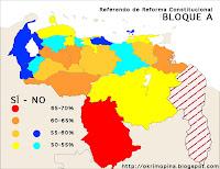 resultados referendum constitucional por estados