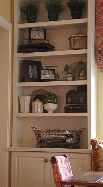 Beautiful Habitat Ask The Designer  Decorating Bookcases