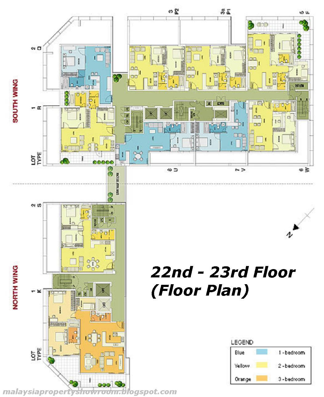 Fairlane Apartments: Bintang Fairlane Residences