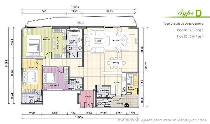 Idaman Residence Malaysiacondo