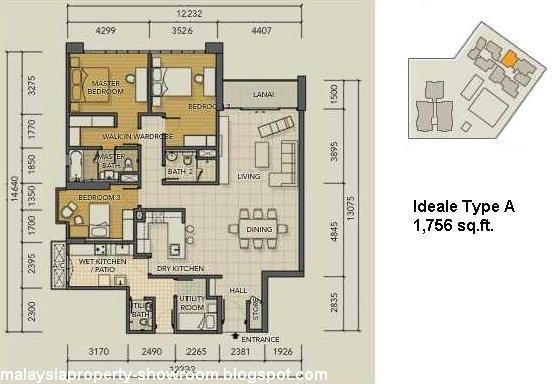 Tiffani Kiara Condominium Malaysiacondo