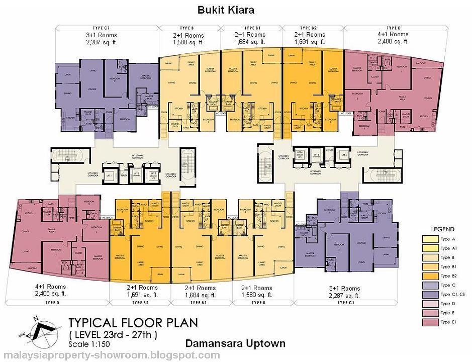 Sinaran Ttdi Condominium Malaysiacondo