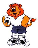 Goliath Euro 1996 mascot