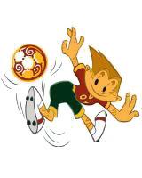 Kinas Euro 2004 mascot
