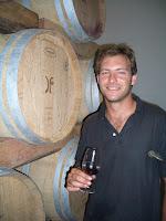 Diemersfontein winemaker Francois Roode