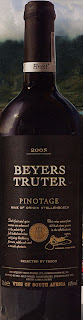 Tesco Finest Beyers Truter Pinotage