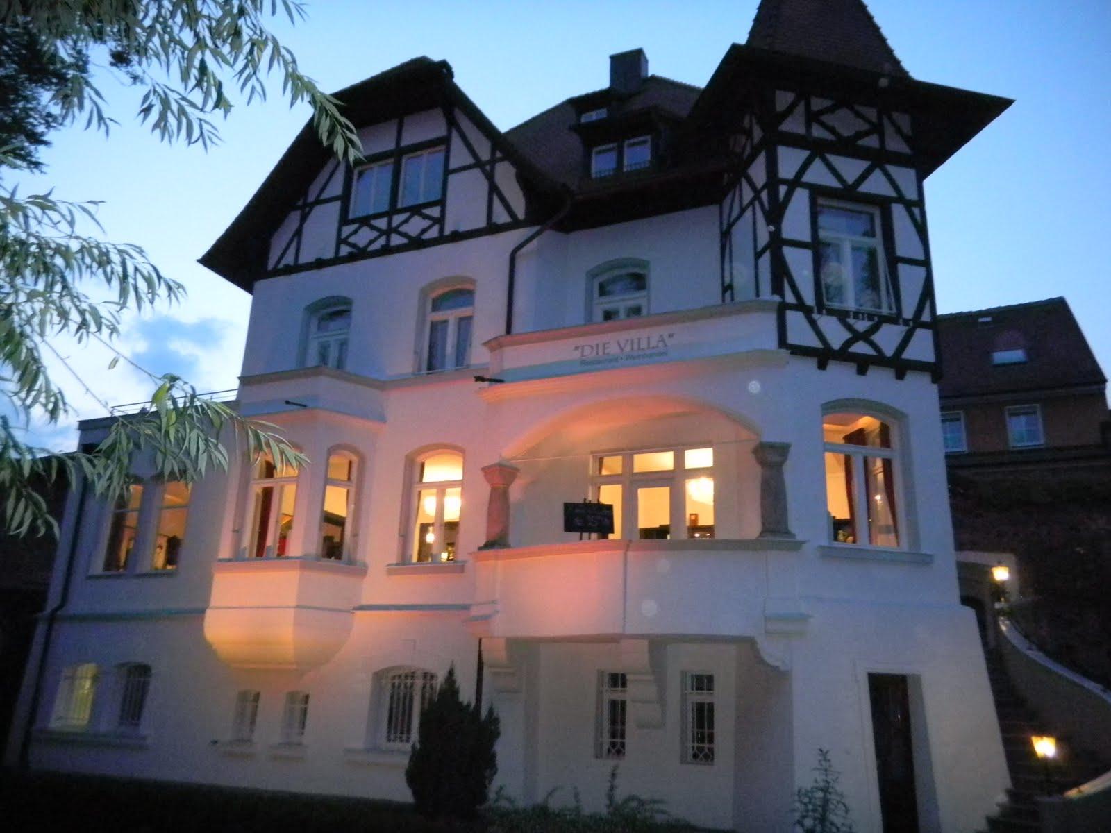 Die Villa Weiden