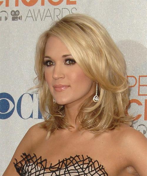 Superb Carrie Underwood Hairstyles Conscienciamaxima Short Hairstyles Gunalazisus