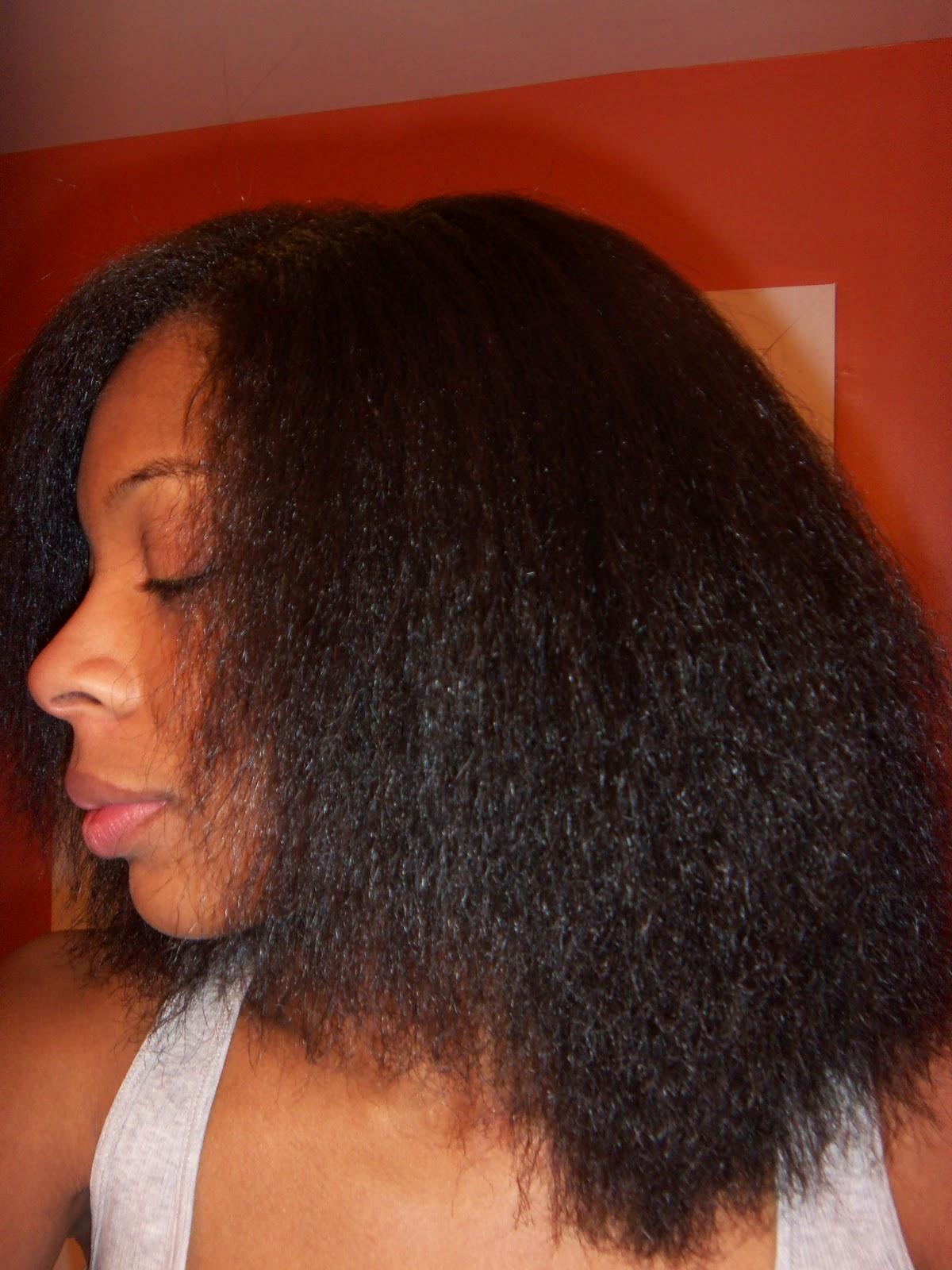 Bad Hair Day Straight Hair D