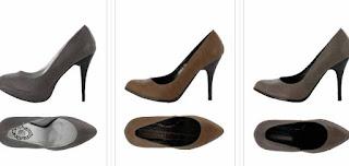 zapatos tacon clasicos