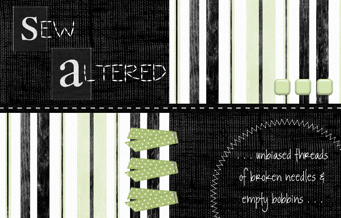~Sew Altered~