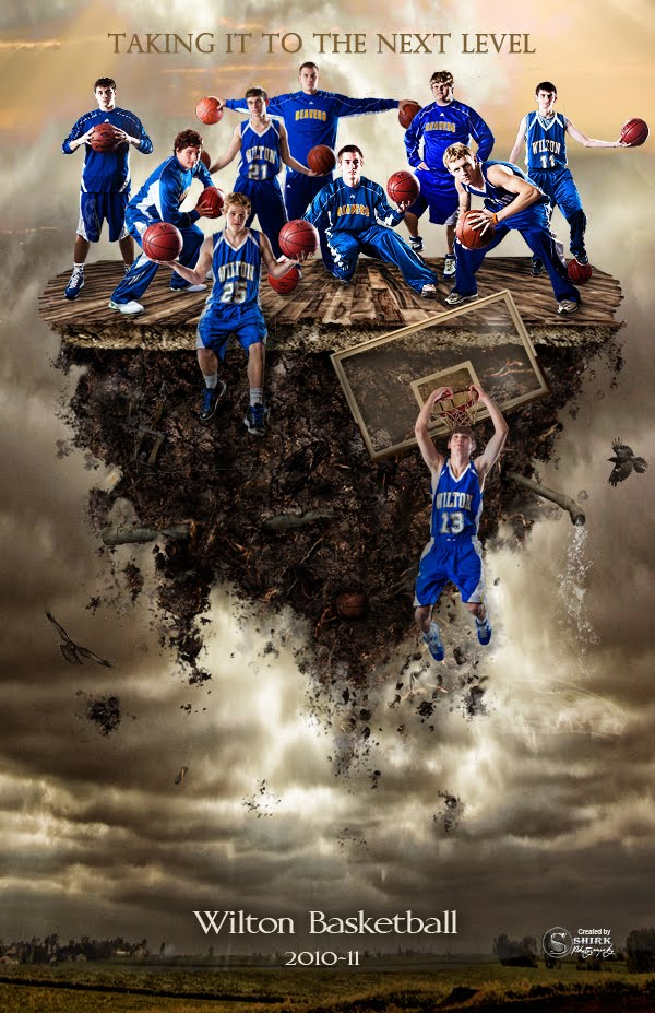 some pretty cool sports posters shirk photography iowa portrait