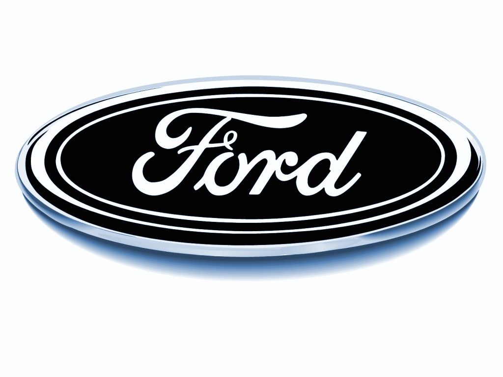 Car Maniax And The Future: The Ford Logo