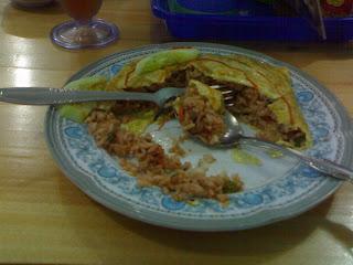 Nasi Goreng Pataya - Rumah Makan Nelayan Tarakan (Restoran Thailand)