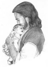 Jesus and Infant