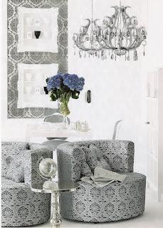 Brocade Home Decor material girls | premier interior design blog | home decor tips