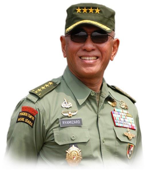 Ketika Kepercayaan 2: Jenderal TNI Ryamizard Ryacudu