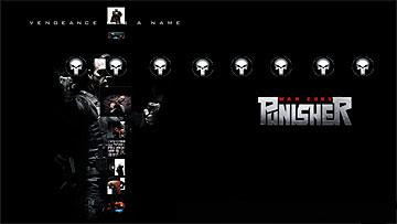 Punisher War Zone Ps3 theme ~ Ps3 themes free downloads