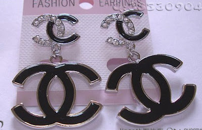chanel earrings replica creativity earrings earrings silver earrings 2914