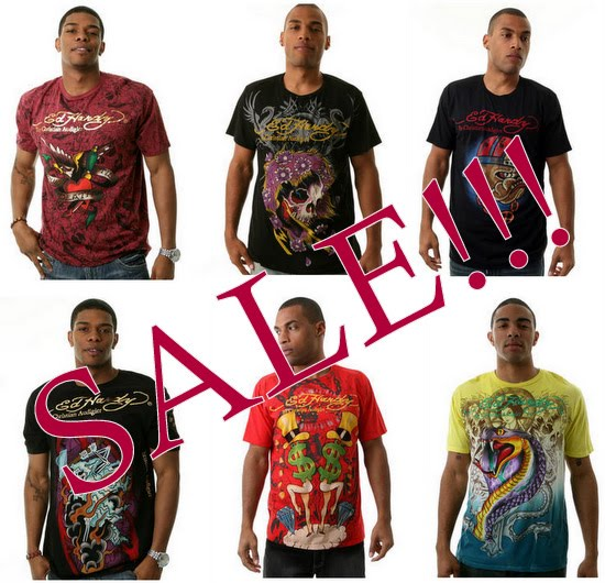 ed hardy tee t-shirt sale discount coupon  apparel clothing