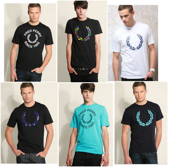 fred perry laurel polo shirt tee t-shirt apparel clothing fashion