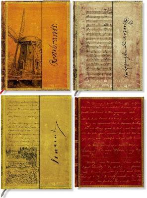 Paperblanks : vymazlete si svůj autorský zápisník