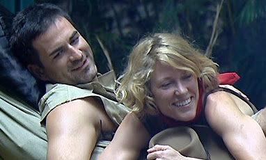 Marc and Cerys in the jungle