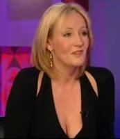 JK Rowling on BBC TV