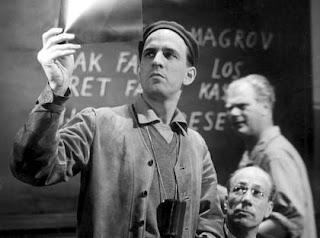 Ingmar Bergman in 1957