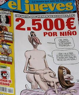 el jueves Prince Filipe cartoon