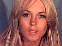 Lindsay Lohan police photo