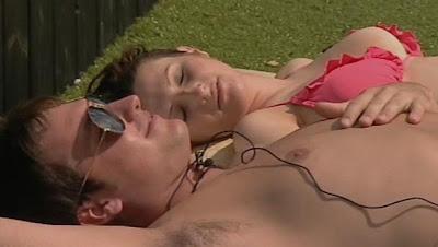 Amy Alexandra with Liam