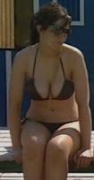 Amy Alexandra in bikini