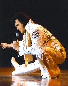 Shawn Klush as Elvis Presley