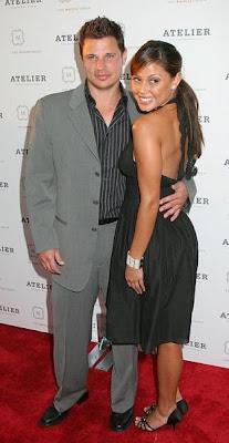 Vanessa Minnillo and Nick Lahey