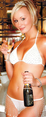 Chanelle Hayes lingerie