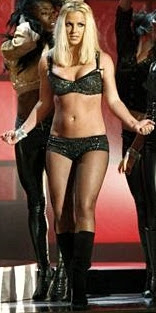 Britney Spears MTV Bikini